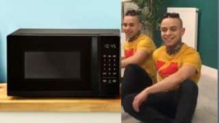 Microwave Challenge is The Latest Viral Buzz on The Internet