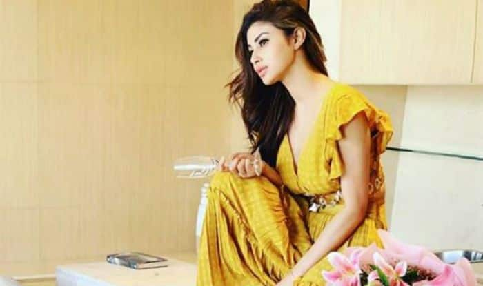 Mouni Roy Looks Hot as She Chills Sitting on a Kitchen Countertop, See Pics