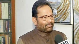 Five Crore Minority Students to Get Scholarships in Next Five Years: Mukhtar Abbas Naqvi