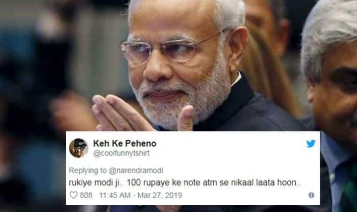 This is How Netizens Reacted Before PM Modi Addresses The Nation