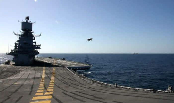India Deployed INS Vikramaditya And Nuclear Submarines in Northern Arabian Sea in The Aftermath of Pulwama Attack: Navy