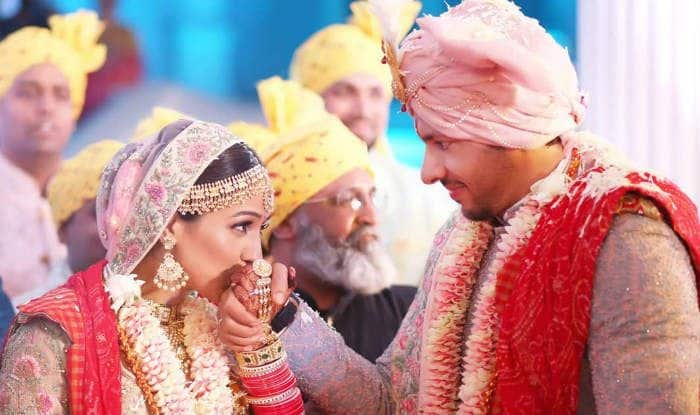 Neeti Mohan Talks About Life After Marrying Nihaar Pandya, And How Every Moment From Wedding is Precious