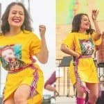 Neha Kakkar's Solid Stage Performance in Dubai on 'Kaisa Ye Kaisa Hai Pyar Tera', 'Morni Banke' is Making Audience Crazy, Watch Her Sexy Dance Moves