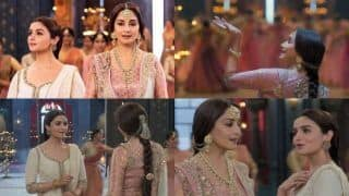 Kalank's First Song 'Ghar More Pardesiya' is so Beautiful to Watch