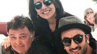 Rishi Kapoor Says he And Wife Neetu Kapoor Are Proud of Their Son Ranbir Kapoor Post Bagging Best Actor Award For Sanju