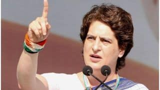 Has UP Government Surrendered Before Criminals, Asks Priyanka Gandhi; State Police Retorts