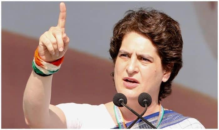 Priyanka Gandhi Criticises BJP's Manifesto, Says There's no Space For Different Religions in it