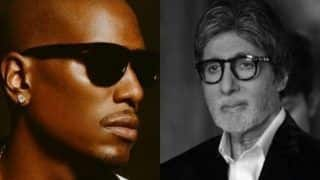Fast And The Furious Actor Tyrese Gibson is All Praises For Amitabh Bachchan