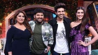 Luka Chuppi: Kapil Sharma Gives His Best Wishes to Kartik Aaryan, Kriti Sanon And The Entire Team For Their Film, See Pictures