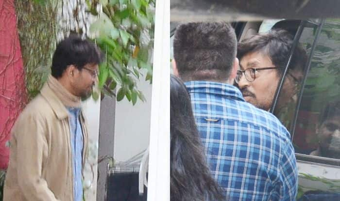 Irrfan Khan Snapped Outside Maddock Films Office, Soon to Shoot For Hindi Medium 2, See Pictures
