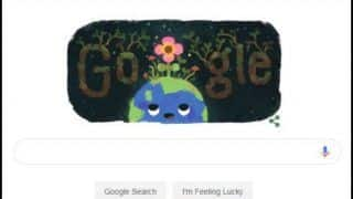 Spring Equinox 2019: Google Doodle Marks The First Day of Spring
