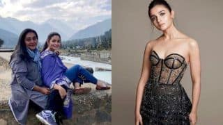 Alia Bhatt Shares Heartfelt Post on Instagram Expressing Her Gratitude Towards Raazi Director Meghna Gulzar Post Bagging Filmfare Best Actress Award
