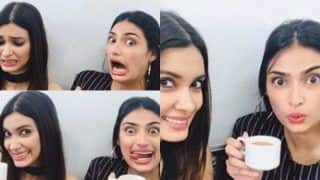 Diana Penty Shares a Collage of Hilarious Pictures With Athiya Shetty Enjoying Their Tea, See Picture