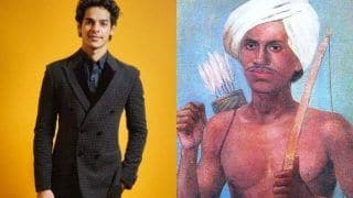 Ishaan Khatter to Play The Role of Freedom Fighter Birsa Munda in South Filmmaker Pa Ranjith's Film?