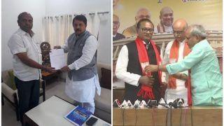गुजरात में कांग्रेस को फिर झटका, एक और विधायक ने दिया इस्तीफा, दूसरे ने जॉइन की बीजेपी