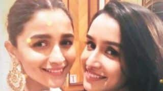 Alia Bhatt Wishes Actor Shraddha Kapoor on Her Birthday by Sharing Adorable Picture