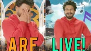Ranveer Singh Shares Quirky GIFs on Instagram, Ali Abbas Zafar, Arjun Kapoor, Sania Mirza Leave Hilarious Comments