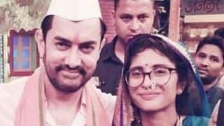 Aamir Khan Shares Unseen Picture With Wife Kiran Rao in Traditional Marathi Outfits, Calls Her 'The Cutest in The World'