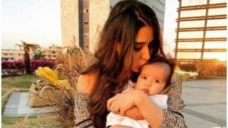 Rohit Sharma's Wife Ritika Sajdeh Shares Adorable Picture With Daughter Samaira