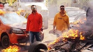 Akshay Kumar to Play With Fire Once Again on Rohit Shetty's Stunt Show