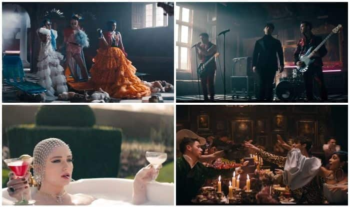 Priyanka Chopra-Sophie Turner-Danielle Feature in Jonas Brothers Comeback Single, Bollywood Actress Unveils 'Sucker'