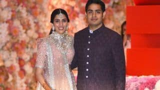 Akash Ambani-Shloka Menta Pre-Wedding Bash: Mukesh Ambani, Nita Ambani Host Musical Night Followed by Dinner at Antilia