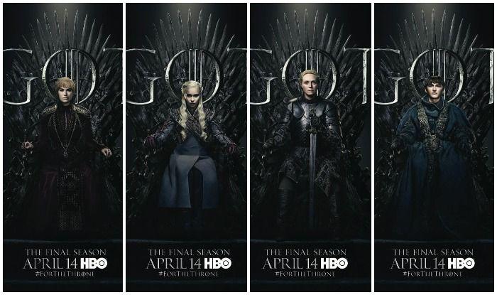 Game of Thrones Season 8: Daenerys Targaryen, Jon Snow, Arya Stark And Others Feature in 20 Character Posters, Maintain Suspense Over Final Possessor of Iron Throne