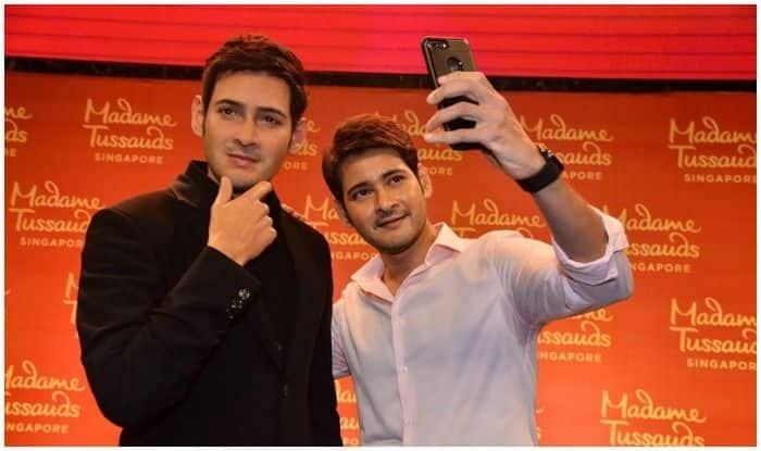 Telugu Actor Mahesh Babu Unveils His Wax Statue in Hyderabad Before it is Installed at Madame Tussauds in Singapore, Says 'Overwhelmed And Grateful'