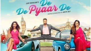 Tamilrockers: After SOTY 2, De De Pyaar De Leaked Online For Free HD Downloading by Piracy Website