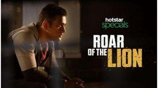 धोनी की फिल्म Roar of the Lion हुई रिलीज, सलमान खान ने बताया 'ब्लॉकबस्टर'