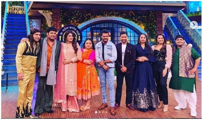 Bhojpuri Hot Actors Nirahua, Khesari Lal Yadav, Amrapali Dubey And Rani Chatterjee to Grace the Kapil Sharma Show