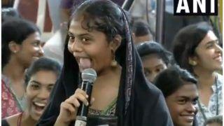 कांग्रेस अध्यक्ष ने कॉलेज स्टूडेंट से कहा-कॉल मी राहुल, छात्रा ने दिया ऐसा एक्सप्रेशन