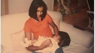 Sonam Kapoor Wishing 'Baby Jannu' Janhvi Kapoor on Turning 22 Breaks Internet Into Smiles, Shares Awwdorable Childhood Picture of The Two on Latter's Birthday