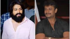 Kannada Star Darshan's House Pelted With Stones by Miscreant, Security Given to Him And Yash Ahead of Elections