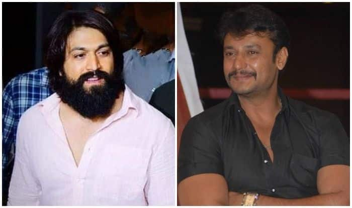 Kannada Actor Darshan Thoogudeep's House Pelted at By Alleged  JD(S) Supporter Ahead of Lok Sabha Elections 2019, KGF Star Yash Too Gets Security