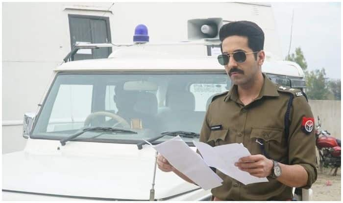 Ayushmann Khurrana Slays Cop Look in Article 15, Director Anubhav Sinha Gives First Sneak Peek Into Upcoming Film