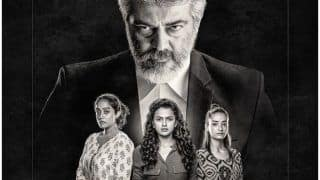 Boney Kapoor Produced Tamil Remake of Pink 'Nerkonda Paarvai' Starring Ajith Kumar to Release on August 10, Vidya Balan to Make Special Appearance in Shraddha Srinath-Andrea Tariang-Abhirami Iyer Starrer