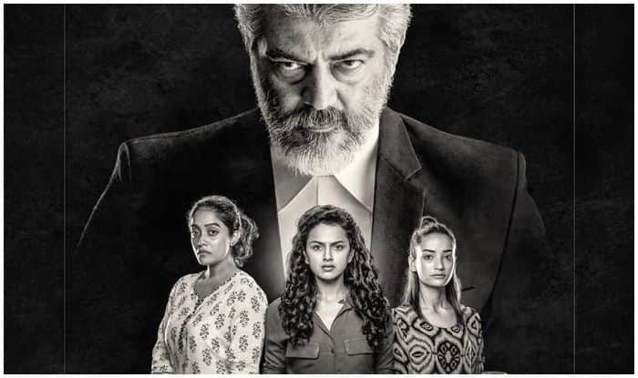 Boney Kapoor Produced Tamil Remake of Pink 'Nerkonda Paarvai' Starring Ajith Kumar to Release on August 10, Vidya Balan to Make Special Appearance in Shraddha Srinath-Andrea Tariang-Abhirami Iyer Starrer