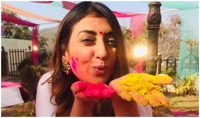 Juhi Parmar's Second Life? Kumkum Actress Pens Emotional Note After Near-Death Experience on Holi