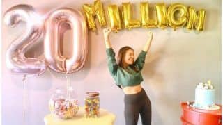 Bollywood's 'Dilbar' Neha Kakkar Celebrates 20 Million Followers on Instagram, Thanks 'NeHearts' on Becoming Most Followed Indian Artist on Social Media