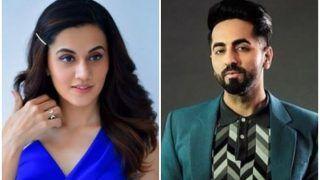 Ayushmann Khurrana Seeked Mulk Actor Taapsee Pannu's Advice For Anubhav Sinha's Article 15? Read Deets