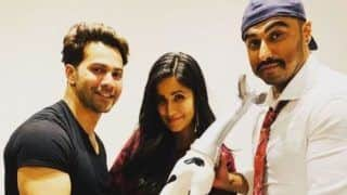 Arjun Kapoor And Varun Dhawan Start New Katrina Kaif Fan Club 'We Love KK', Hands Her Dalmatian Trophy
