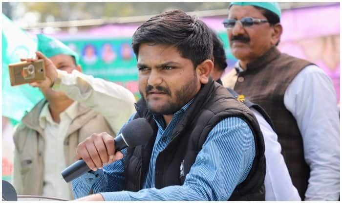 Gujarat Congress Website Hacked; Photo of Hardik Patel From Purported Sex Tape Posted 'Welcoming New Leader' Ahead of Lok Sabha Elections 2019