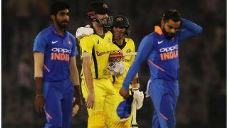 मोहाली में ऑस्ट्रेलिया के 'कमाल' से टीम इंडिया के साथ वनडे में पहली बार घटी ये बड़ी 'घटना'
