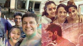 Shah Rukh Khan, Kajol, Sara Ali Khan, Madhuri Dixit Nene And Other Celebs Wish Fans Happy Holi