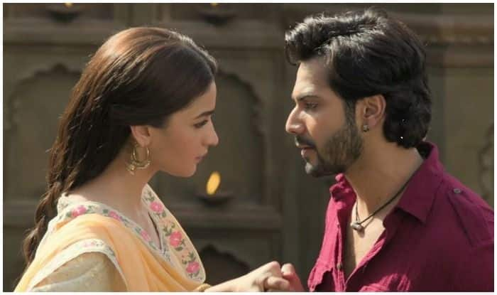 Screenshot from Kalank title track