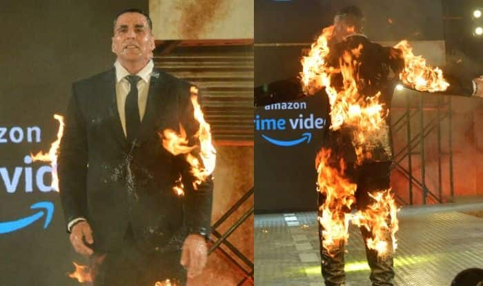 Amazon Prime Video announces new action thriller starring Akshay Kumar