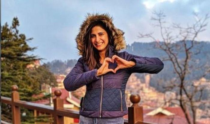 Aahana Kumar