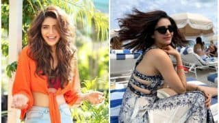 TV Actress Karishma Tanna Shares Sizzling Hot Pictures From Her Miami Vacation, Take a Look