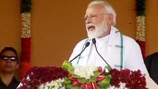 Modi in Tamil Nadu: Opposition's Hatred Reaching New Levels But I am Not Bothered, Committed to my Work, Says PM